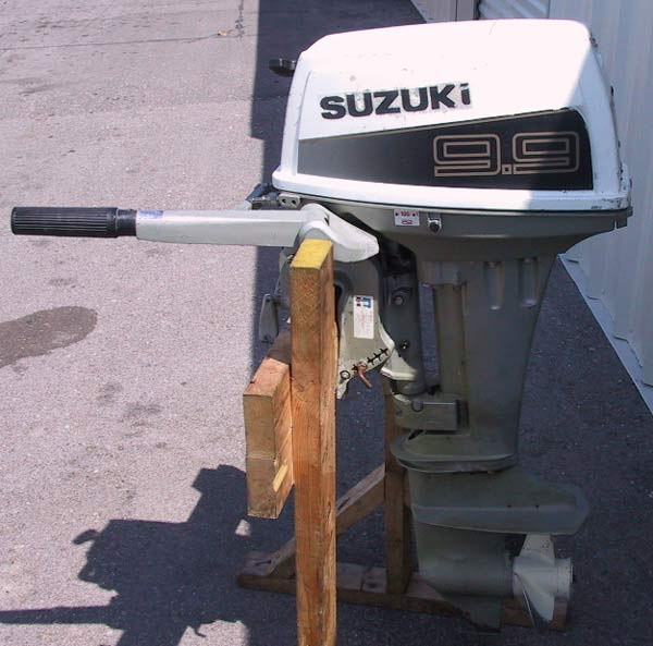 Outboard Boat Motors For Sale
