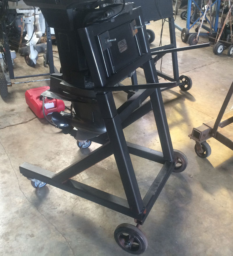 New Outboard Boat Motor Stands
