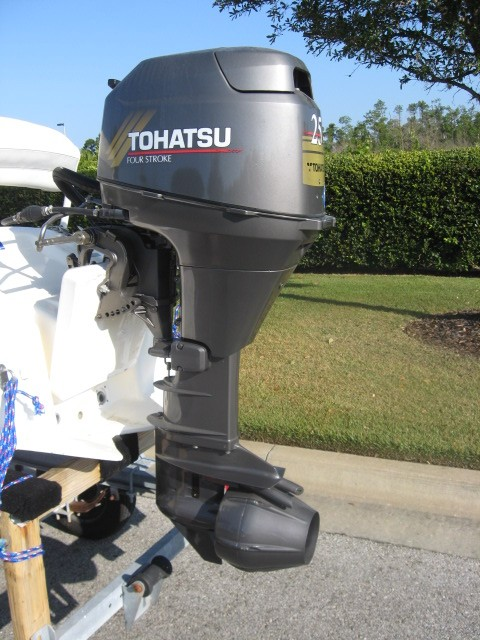 25hp Nissan 25 Hp 4 Stroke Electric Start