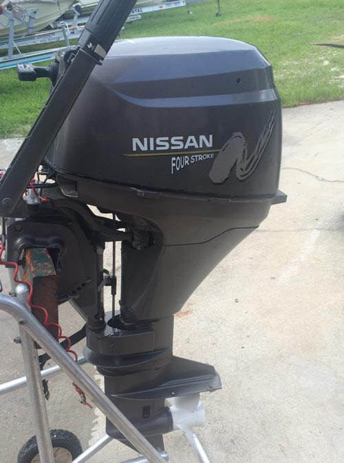 Tohatsu Outboard Electric Start For Sale