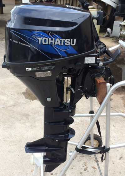 Tohatsu outboard long shaft for sale for Tohatsu boat motors for sale