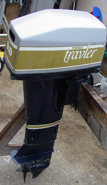 Tomos travler page 1 iboats boating forums 11764 for Small boat motor repair
