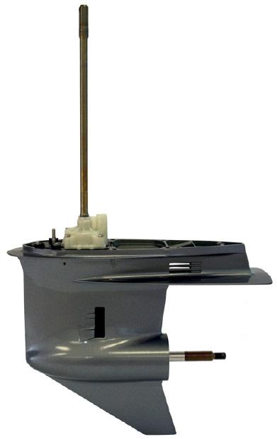 Yamaha Hp Lower Unit