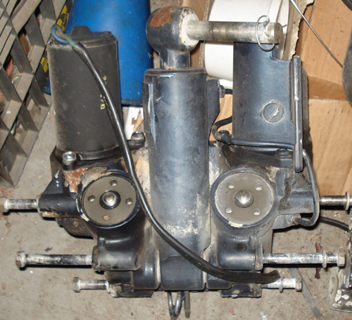 Used Outboard Motor Parts For Sale Mercury Johnson Evinrude
