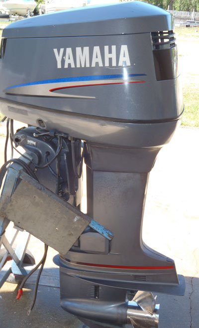 Work Boats For Sale >> 130 hp Yamaha Outboard For Sale