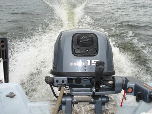 15 hp yamaha outboard boat motor for 2004 yamaha 15 hp 4 stroke