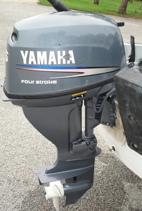 Yamaha  Hp Outboard For Sale New