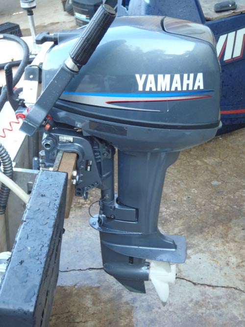 15 hp yamaha outboard for sale for Yamaha 2 hp outboard motor for sale