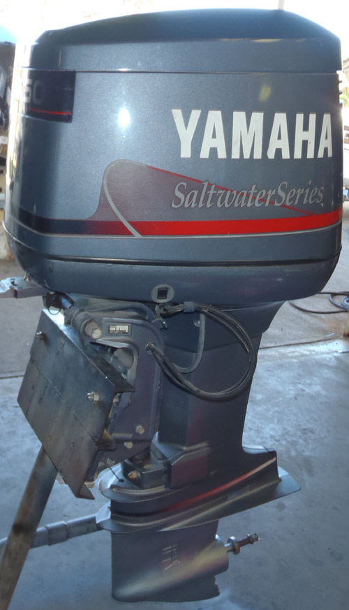 150 Hp Yamaha Outboard Boat Motors For Sale