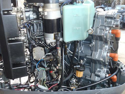 Yamaha 150 Hp Vmax 2-stroke 20 U0026quot  Shaft Runs Perfectly