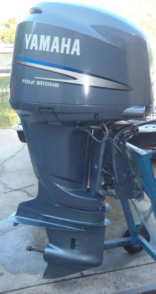 200 hp yamaha 4 stroke for sale