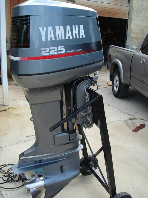 225 Hp Yamaha Outboard For Sale