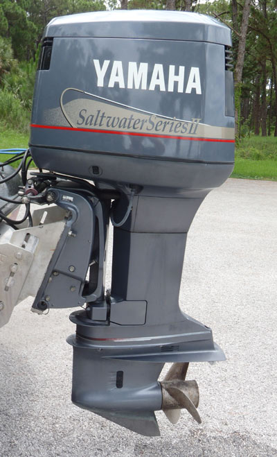 Yamaha  Hp Outboard Motors For Sale
