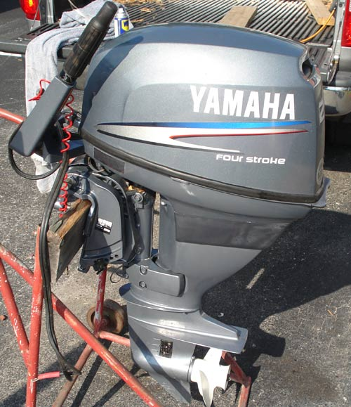 2003 yamaha 90 hp outboard for sale autos post for Yamaha 100 hp outboard for sale