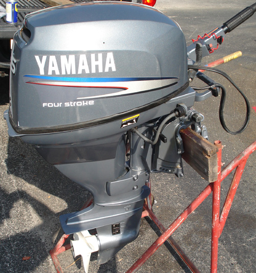 Yamaha 25 hp outboard video search engine at for Used yamaha 4 stroke outboard motors for sale