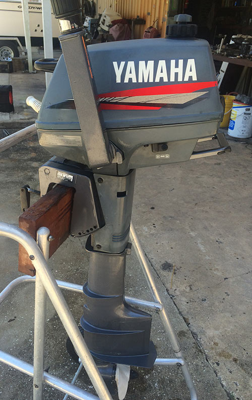 3 Hp Yamaha Outboard For Sale Long Shaft