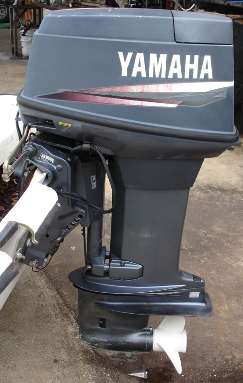 Yamaha Outboard For Sale At Low Prices