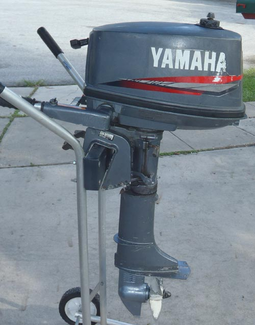 5 hp yamaha outboard for sale for Yamaha 2 hp outboard motor for sale