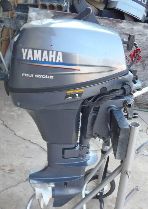 8 hp yamaha outboard motor for 10 hp boat motors