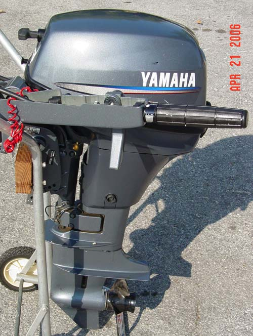 Yamaha 8 hp outboard Motor For Sale