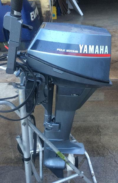 Yamaha 9 9 Hp Four Stroke Outbaord