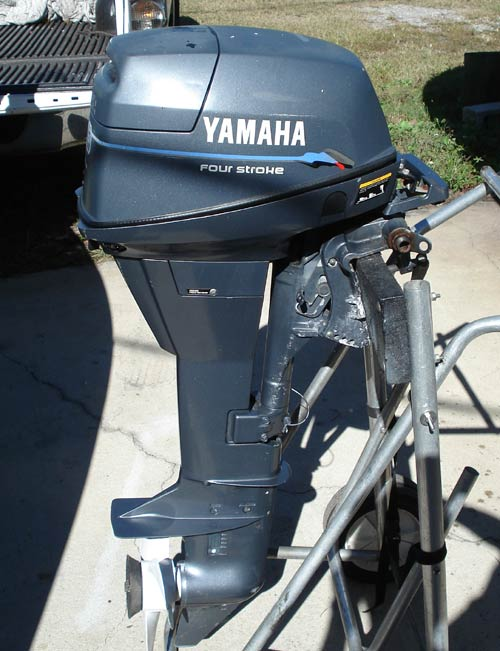 yamaha 9.9 4 stroke outboard manual